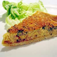Quiche Flan Pastry Shortcrust Pastry