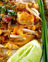 Cooking Thailand Thai Food Cuisine Pad