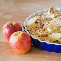 Traditional Apple Crumble Apple Crumble