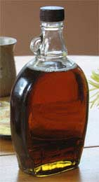 Maple Thyme Salad Dressing